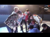 [RUS SUB][BANGTAN BOMB] FIRE MV Shooting - Free gesture Time