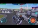 Galahad Taran_Aphids - War Robots - Gameplay (Powerplant)