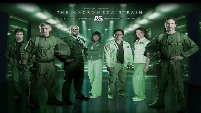 Вирус Андромеда / The Andromeda Strain (2008) [Эпизод 1-2]
