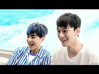 [AUDIO] 16.09.21 — Chen's Birthday Party in Coex Artium
