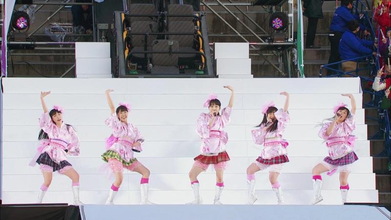 Momoiro Clover Z - Overture Momoiro Punch [Haru no Ichidaiji 2014]