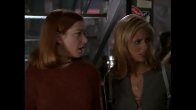 Баффи | Buffy the Vampire Slayer 03×06 (1998-1999)