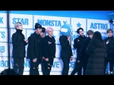 [FC|VK][18.01.2017] Monsta X - Talk @ GLOBAL V LIVE TOP 10