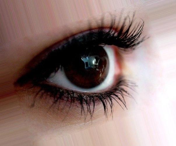 фото темно-карие глаза