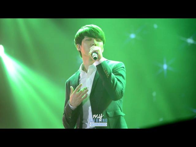 161106 INFINITE Fanmeeting in Taipei - 끄덕끄덕 남우현 NAMWOOHYUN