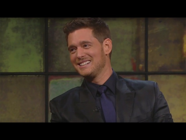 Don't Call me Tiny Bubbles! - Michael Bublé | The Late Late Show | RTÉ One