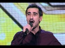 X-Factor4 Armenia-Auditions 10/Hovhannes Aleqsanyan-Unchained Melody-11.12.2016