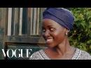 Lupita Nyong'o Visits Her Family Home and Farm in Kenya Vogue