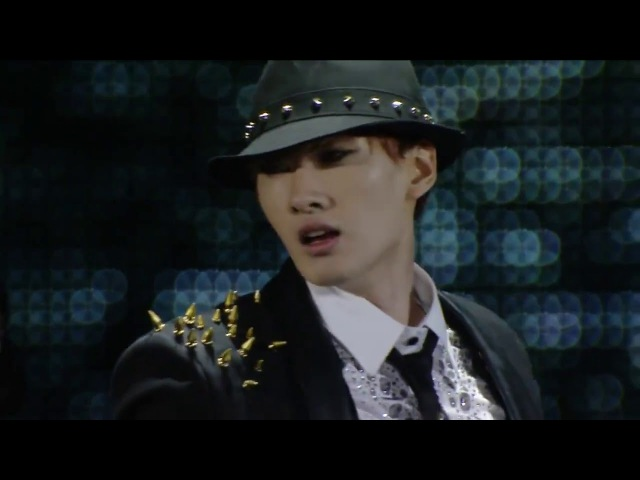 Eunhyuk Solo - Sorry Sorry Answer 【SS4 Tokyo Dome】