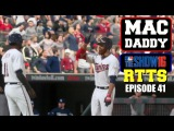 MLB The Show 16 (PS4) Mac Daddy (1B) Road To The Show - EP41 (ALCS vs Rays)