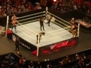 WWE Raw 4.11.16 Dark Tag-Team Match Roman Reigns, Dean Ambrose, and AJ Styles vs The Wyatt Family
