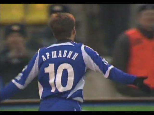 Зенит 4-0 Шинник / 06.04.2005 / Кубок России