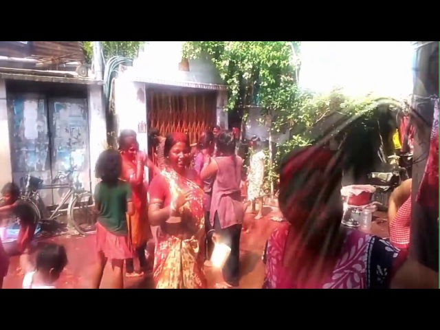 Village Girls Holi Dance 2017 | Great Holi Masti Grammer Meyeder 2017