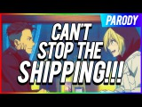 PARODY Yuri!!! on Ice - Can't Stop the Shipping!!! YAOI VER. PART 2