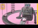 Vicious Cycle This Cute Little Robot Has No Idea What's Coming Short Film Showcase