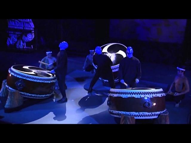 Tomoe - Blue Man X Kodo