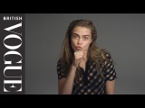 Cara Delevingne: What Would Cara Do? | #CaraDelevingne: 10 Things You Didn't Know | #British #Vogue