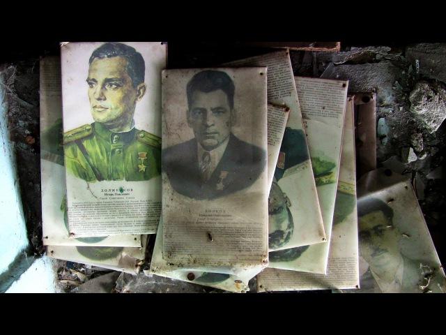 Заброшенный военкомат в Самойловке Саратовской области (30.06.15)