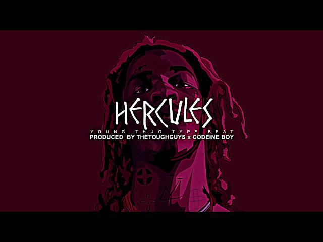 YOUNG THUG TYPE BEAT - HERCULES IN CITY 2016