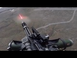 UH-1Y Venom - US Marines Firing The Powerful GAU-21 Machine Gun &amp M134 Minigun