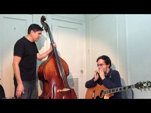 I Can't Be Satisfied (Muddy Waters cover) - Likho Duo - Noe Socha Cliff Schmitt
