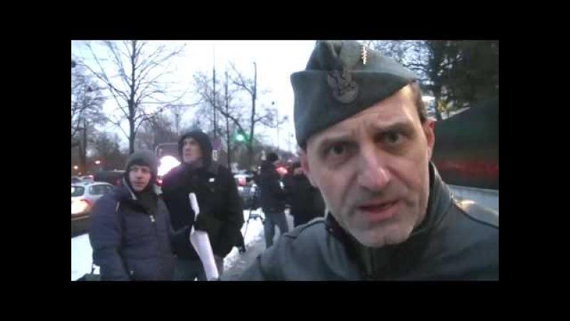 Aleksander Jabłonowski Wojciech Olszański - Wypierdalać z Polski, amerykańskie bydło!