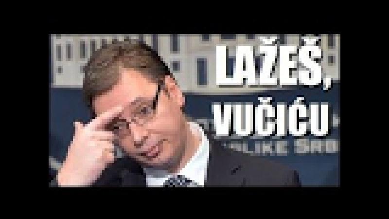 Marko VIdojkovic Vucic je Prevazisao I Gebelsa u Lazima i Obmanama
