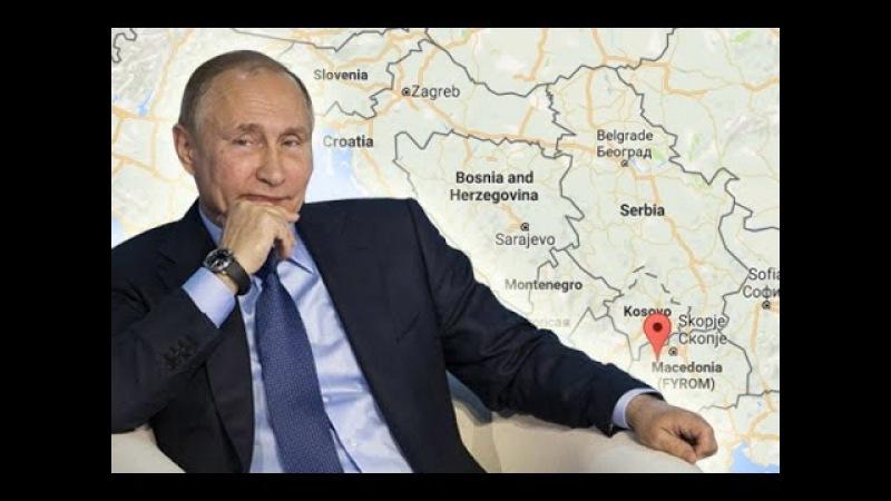 Vojislav Seselj SRBIJO SPREMI SE RUSIJA SE VRACA NA BALKAN VISE TO NE MOZE NIKO ZAUSTAVITI!