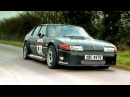 Driving A Rover SD1 With A Plane Engine TBT - Fifth Gear