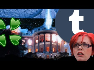 Tumblr raids 4chan. The expected happens.