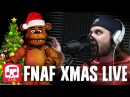 Merry FNAF Christmas Song LIVE by JT Music