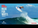 Dillon Perillo  Made for Waves Indo  Boardshorts by Rip Curl