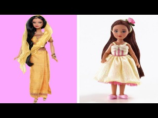 Удивительные, необыкновенные куклы которые нравятся девочкам