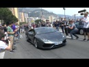 Supercars In Monaco - Agera R, 918's, Ford GT, LP640 more!!