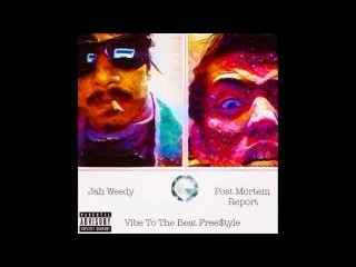 Jah Weedy Ft Post Mortem Report - Vibe To The Beat Free$tyle