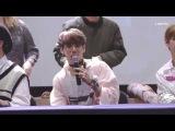 170223 YNWA 팬싸인회 배움에 대한 꾸기의 열정 / 정국 직캠 JUNGKOOK FOCUS