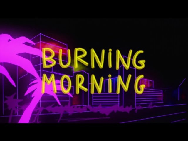 Basile di Manski - Burning Morning (Official Video)
