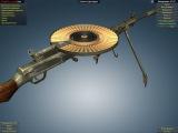Советский пулемет ДП-27. Функционирование механики в разрезе.