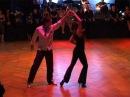 Tango Rosas y Gisela Nuevo en Paris
