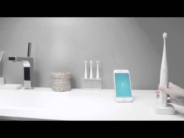 Meet Kolibree | The Fun, Intelligent Beautiful Toothbrush