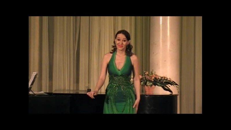 Anastasiya Melikhova O légère hirondelle Gounod Mireille