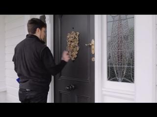 Говорящая дверь ПРАНК