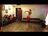 Chandra Dance Party 23.10.2016. Калугина Мария, tribal fusion