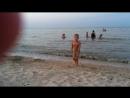 Дикий пляж Азовское море
