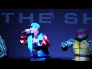 Vanilla Ice   Ninja Rap 2016