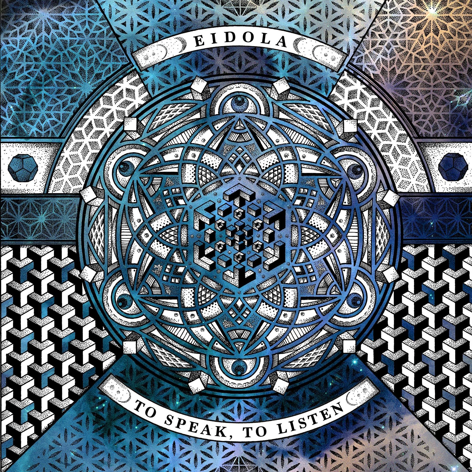 Eidola - The Abstract Of A Planet In Resolve [single] (2017)