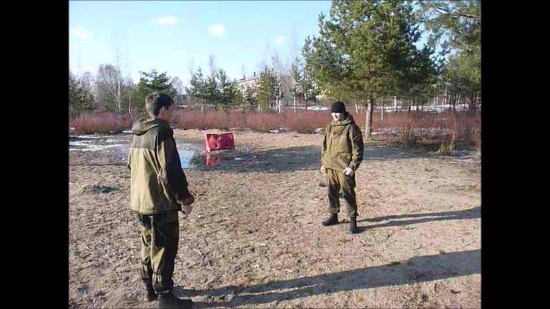 ВСК Вектор - Спецупражнение ПМ-1