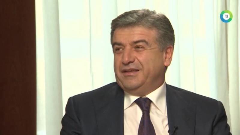 Премьер-министр Армении рассказал о любви к рок-музыке и игре на ударных
