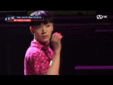 160820 Ten (NCT U) @ Hit The Stage Ep.03