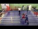 Илья Анчугов 1 бой, 3 раунд
